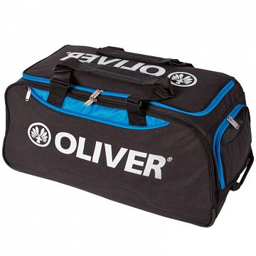 Oliver Tournament Bag Black/ Blue
