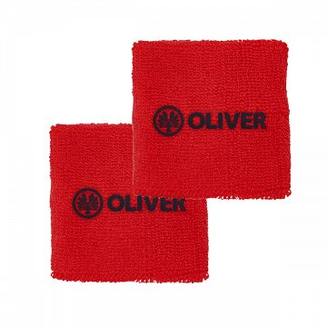 Oliver Wristband Red