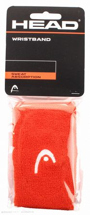 "Head S16 Wristband 5"" Orange - 2 szt."