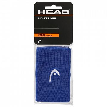 Head Wristband 5'' Blue - 2 szt.