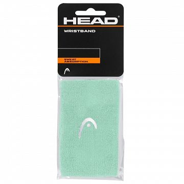 "Head Wristband 5"" Mint 2 szt."
