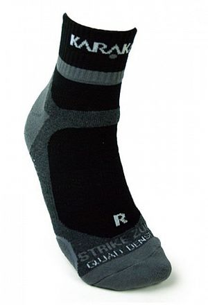 Karakal X4 Ankle Black / Gray