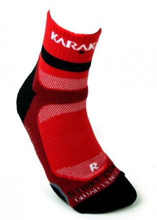 Karakal X4 Ankle Red / Black