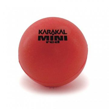 Karakal Mini Foam Ball Red