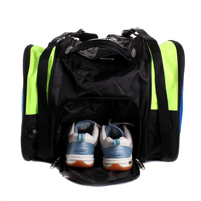 Oliver Gearbag 12R Black / Neon Green