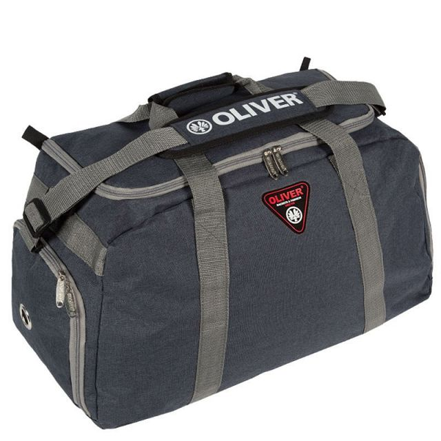 Oliver Leisure Bag Grey