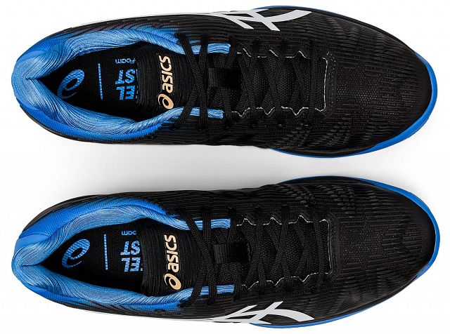 ASICS Solution Speed FF Clay Black / Blue
