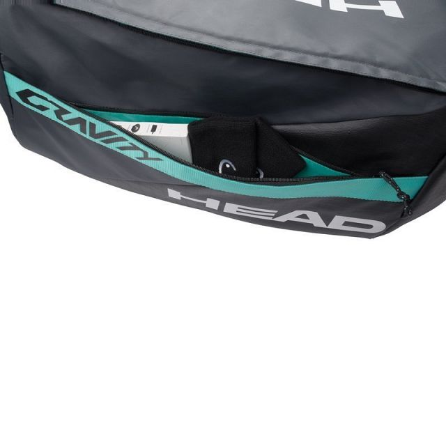 Head Gravity Sport Bag Black / Teal