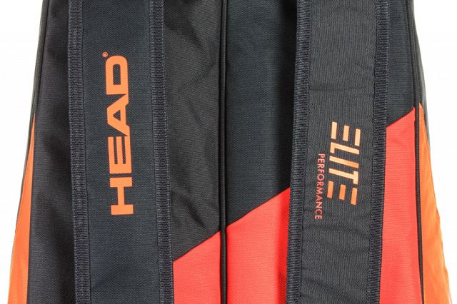 Head Elite 9R Supercombi Anthrazite / Orange