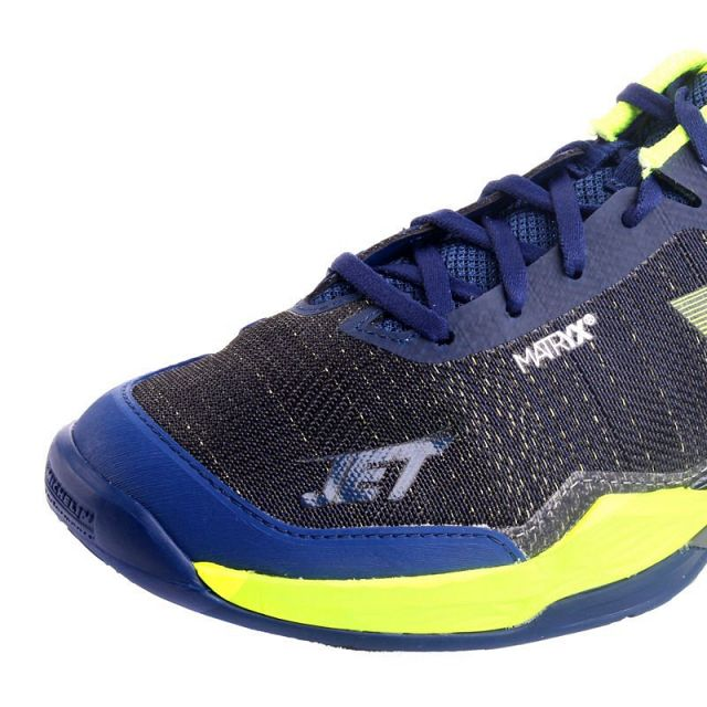 Babolat Jet Mach II Clay Estate Blue / Fluo Yellow